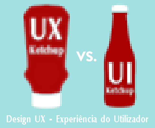 Design Ux vs Design comum