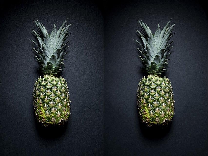 Diferenças entre ananás e abacaxi